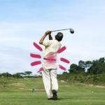 ゴルフによる腰痛